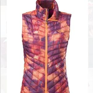 Geothermal Multicolor The North Face vest